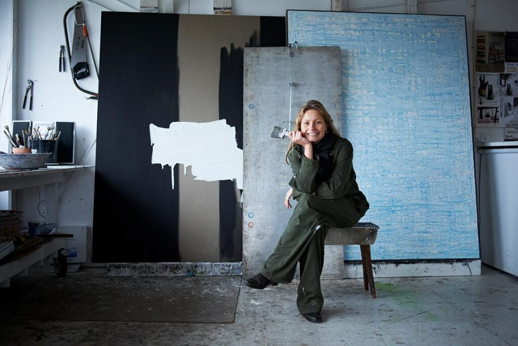 Anette Holmberg - Artist, architect and interior designer
